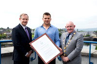 CJ Stander Awarded Limerick