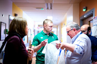 Keith Earls Limk Hospital 001
