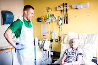 Keith Earls Limk Hospital 003
