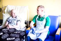 Keith Earls Limk Hospital 006