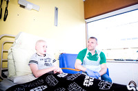 Keith Earls Limk Hospital 009